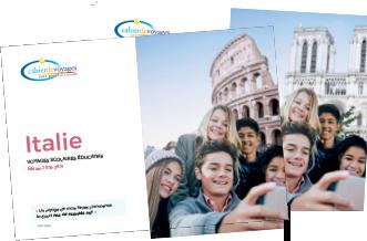 Brochures | Cahier de voyages