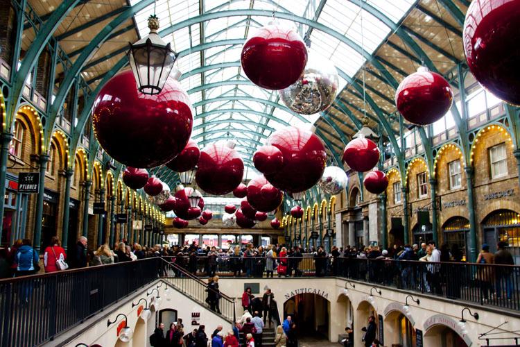Christmas in London  | Organisation séjour éducatif