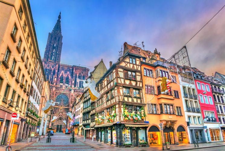 Féeries de Noël en Alsace | Organisation séjour éducatif