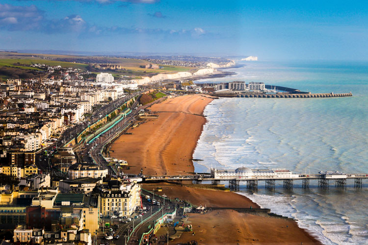 Mini Classe Européenne Brighton | Organisation séjour éducatif