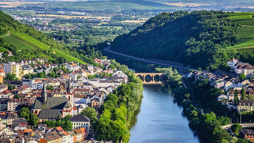 Entre la Hesse et la vallée du rhin | Organisation séjour éducatif