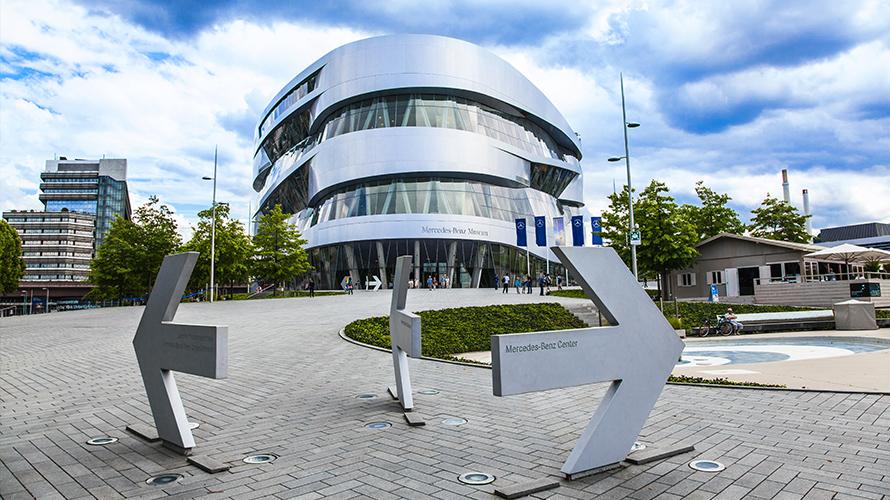 Stuttgart la métropole animée | Organisation séjour éducatif
