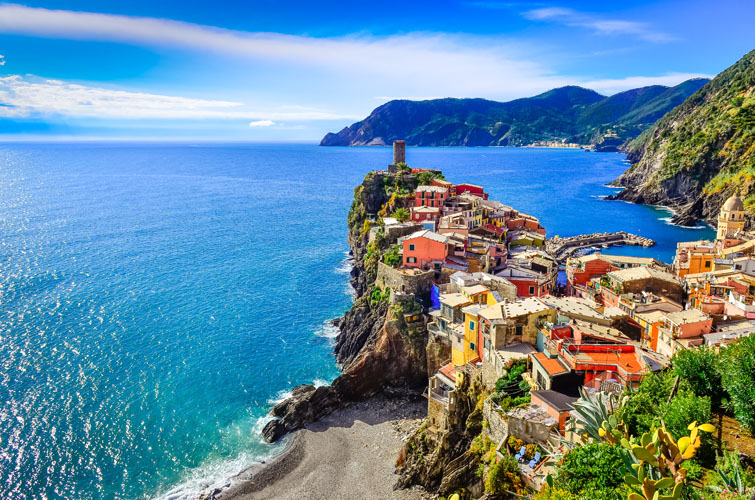 Ligurie et Toscane plaisirs et découvertes | Organisation séjour éducatif