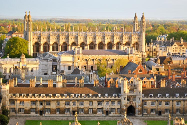 De Cambridge à Londres  | Organisation séjour éducatif