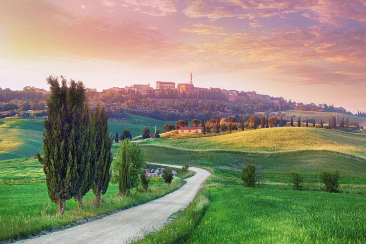 Escapade au coeur de l'Italie