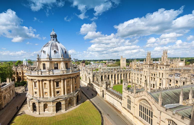 Oxford Capitale Universitaire | Organisation séjour éducatif