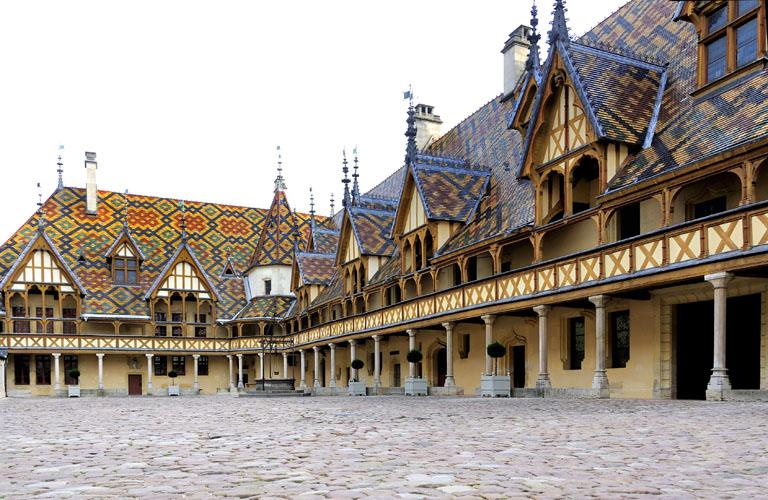 La bourgogne médiévale  | Organisation séjour éducatif
