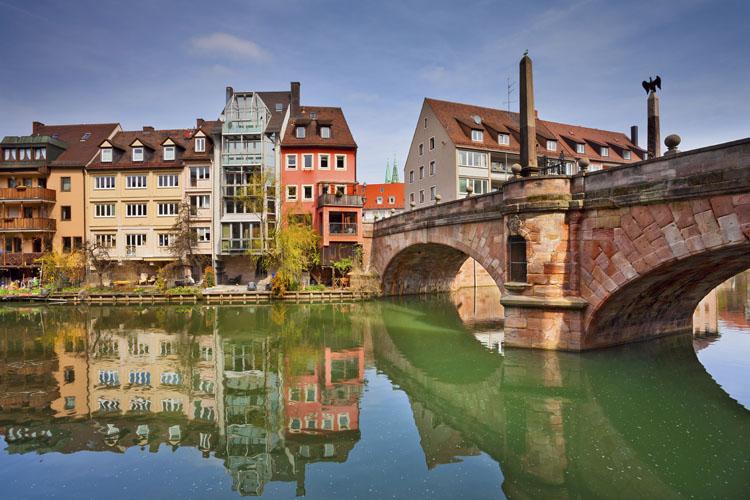 La ThuringeNuremberg, Rothenburg, itinéraires médiévaux | Organisation séjour éducatif