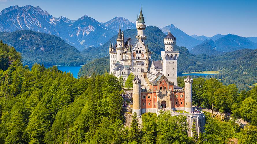 Bavière au coeur de l'histoire | Organisation séjour éducatif