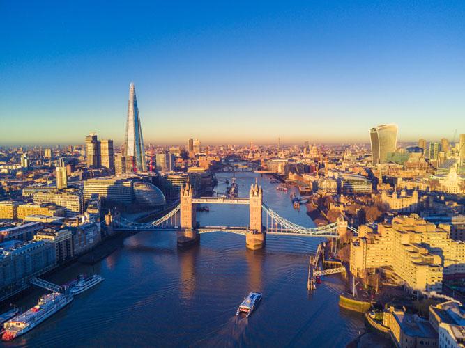 Voyage scolaire Londres clin d'oeil | Organisation séjour éducatif