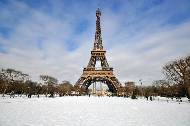 Noël à Paris  | Organisation séjour éducatif