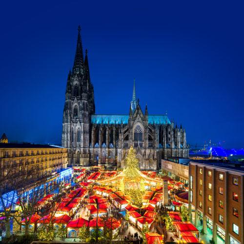 Féeries de Noël en rhénanie | Organisation séjour éducatif