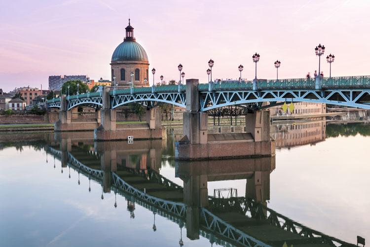 Toulouse la ville rose et la cité de l'espace | Organisation séjour éducatif