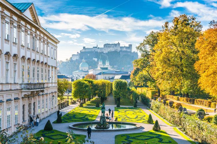 Salzburg ville de Mozart   Organisation séjour éducatif