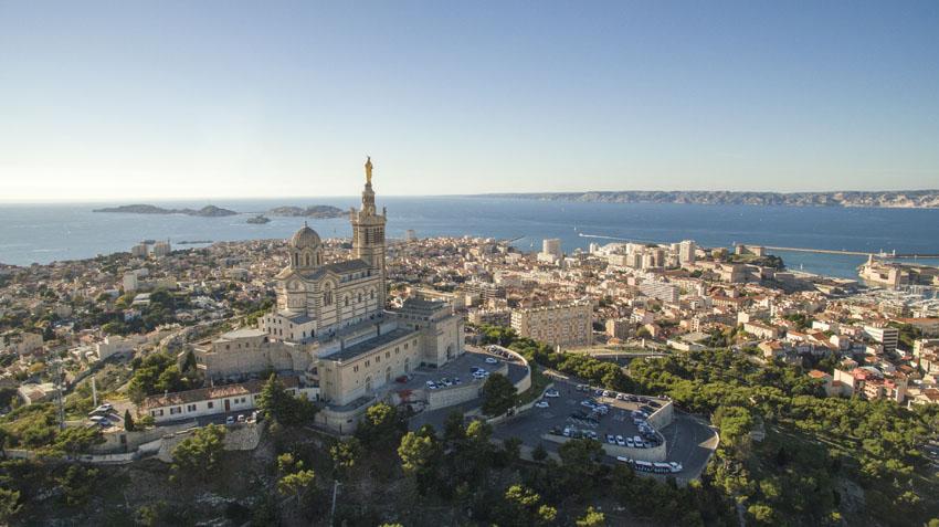 Marseille la cité phocéenne | Organisation séjour éducatif
