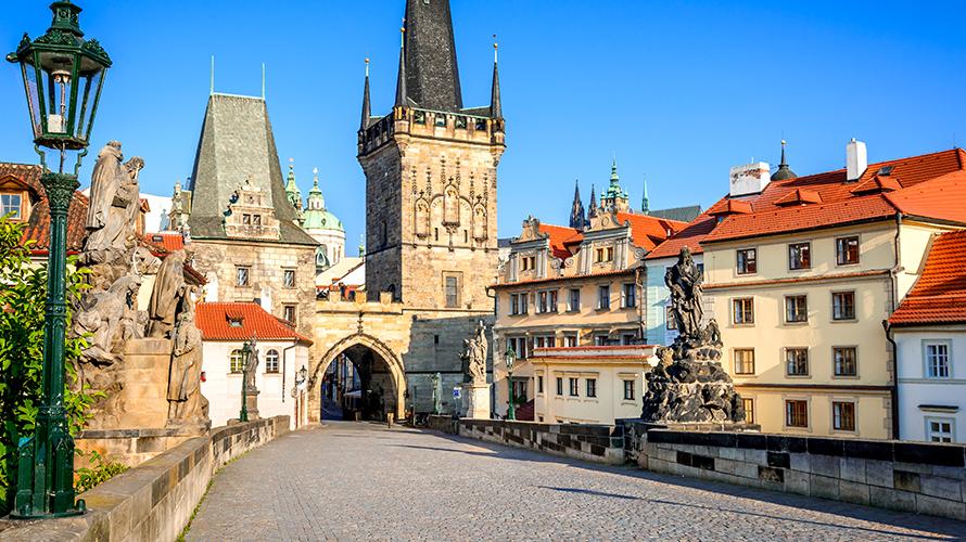 Prague et la bohème  | Organisation séjour éducatif