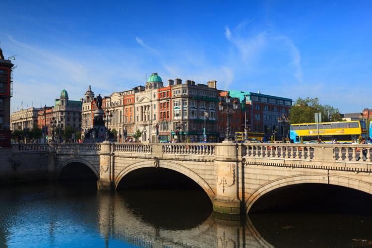 Dublin La Cosmopolite | Organisation séjour éducatif