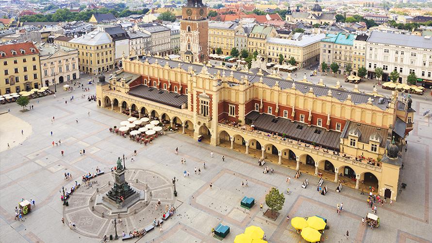 La petit Pologne, histoire et patrimoine mondial | Organisation séjour éducatif