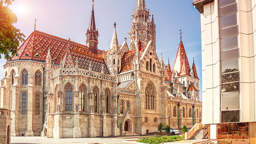 Budapest Cité de la Mitelleuropa | Organisation séjour éducatif