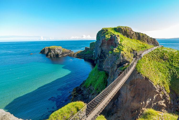 Itinéraire à la découverte des deux Irlandes  | Organisation séjour éducatif