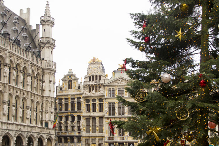 Féeries de Noël à Bruxelles | Organisation séjour éducatif