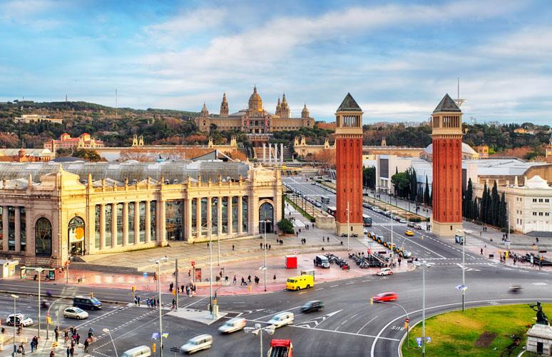 Barcelone Et le Paysage Catalan | Organisation séjour éducatif
