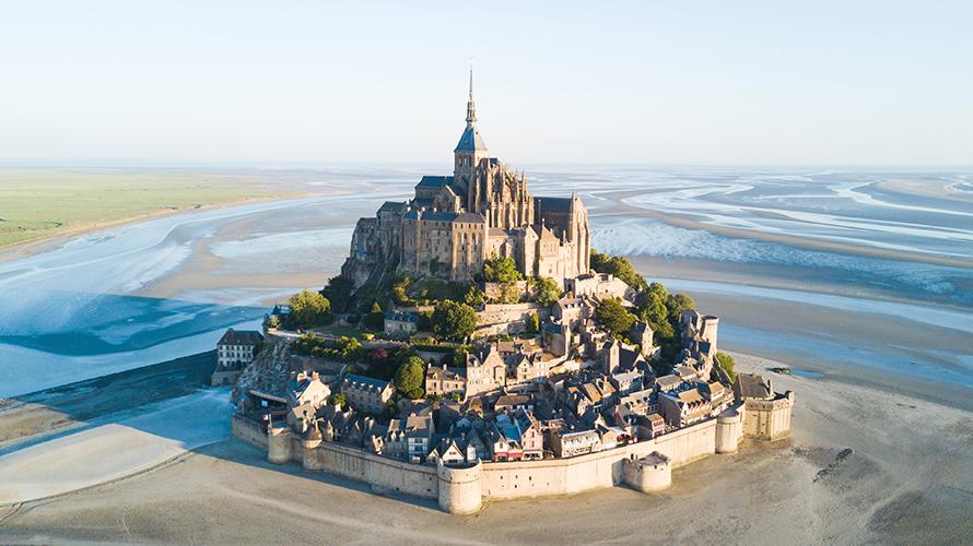 De Saint-Malo à la baie du Mont Saint-Michel | Organisation séjour éducatif
