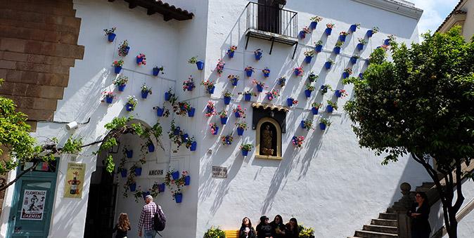Pueblo Voyage scolaire Espagne