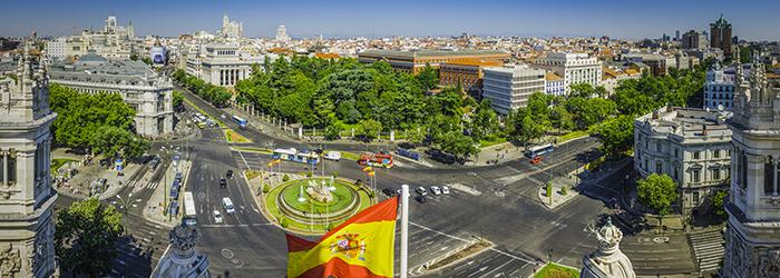 Prenez de la hauteur à Madrid