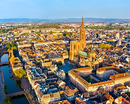 Jour 2 Strasbourg | Organisation séjour éducatif