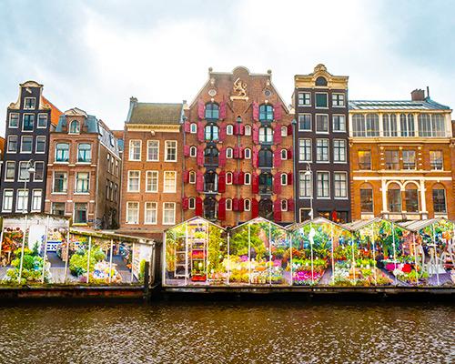Jour 3 Amsterdam / Retour   Organisation séjour éducatif
