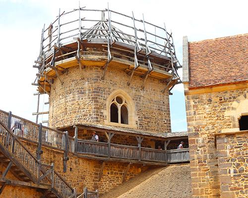 Jour 1 Départ / Treigny / Vézelay | Organisation séjour éducatif