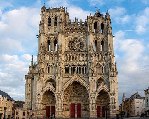 Jour 1 Départ / Amiens | Organisation séjour éducatif