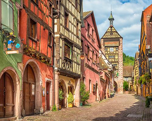Jour 3 Orschwiller / Ribeauvillé / Riquewihr / Retour | Organisation séjour éducatif