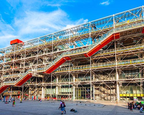 Jour 1 Départ / Paris des arts | Organisation séjour éducatif