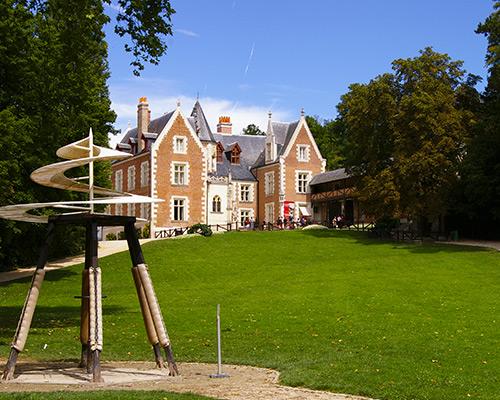 Jour 2 Chaumont sur Loire / Amboise | Organisation séjour éducatif