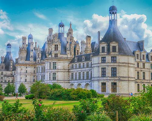 Jour 1 Départ / Chambord | Organisation séjour éducatif