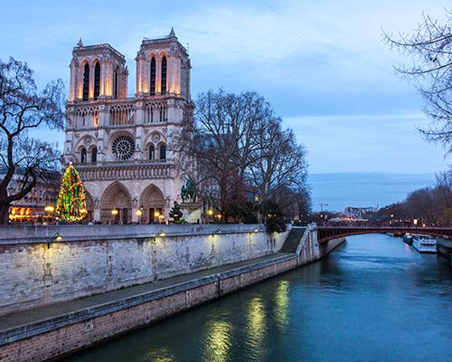 Jour 1 Départ / Paris | Organisation séjour éducatif