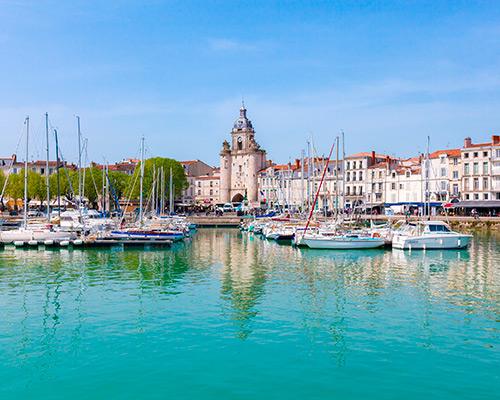 Jour 1 Départ / La Rochelle | Organisation séjour éducatif