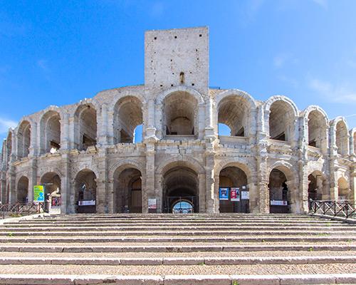 Jour 4 Arles / Retour | Organisation séjour éducatif