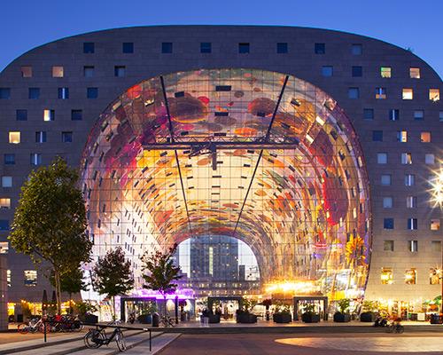Jour 1 Départ / Rotterdam   Organisation séjour éducatif