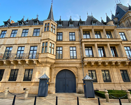 Jour 3 Luxembourg | Organisation séjour éducatif