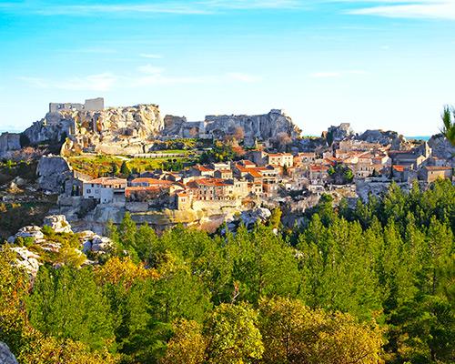 Jour 3 Orange / Glanum / Baux de Provence | Organisation séjour éducatif