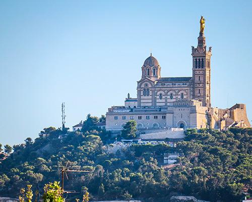 Jour 1 Départ / Marseille | Organisation séjour éducatif