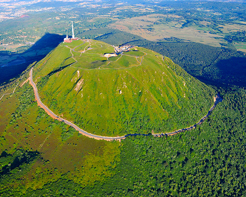 Jour 2 Parc des volcans d'Auvergne / Saint-Nectaire | Organisation séjour éducatif