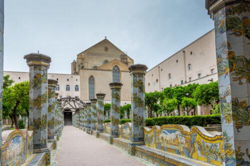Jour 2 Naples | Organisation séjour éducatif