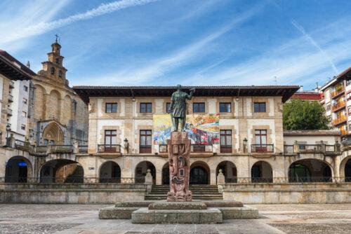 Jour 3 Gernika-Lumo / initiation pelote basque / Bilbao   Organisation séjour éducatif