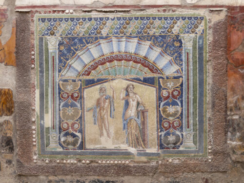 Jour 5 Herculanum / Naples / Fiuggi   Organisation séjour éducatif