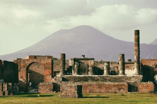 Jour 7 Pompéi | Organisation séjour éducatif