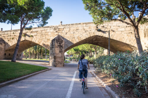Jour 4 Jardins du Turia à vélo / Vall d'Uixó | Organisation séjour éducatif